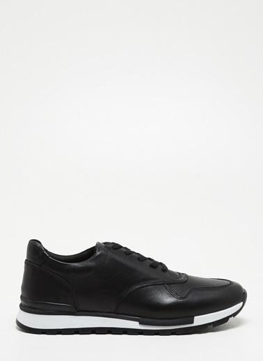 F By Fabrika Erkek Kahve Ayakkabı DANOVAN Siyah
